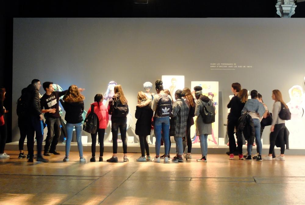 Exposition Manga à La Villette